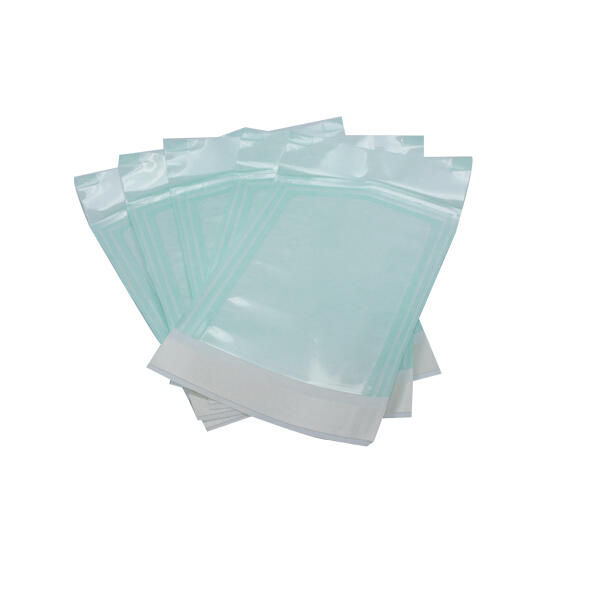 Yilong Tattoo Disinfection Plastic Paper Packing small size sterilize pouch