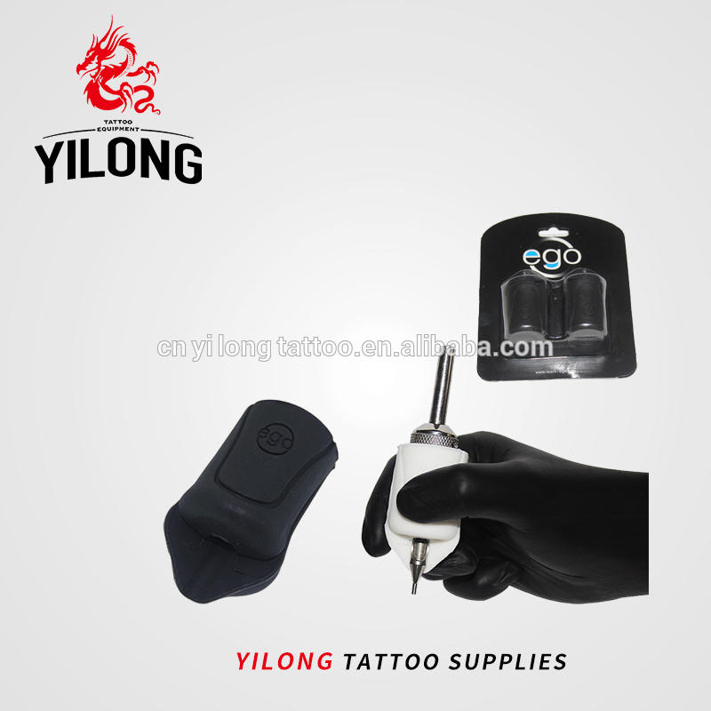 Yilong Wholesale Tattoo Supplies Tattoo Tube CoverGrip CoverEGO Silicone Grip Cover