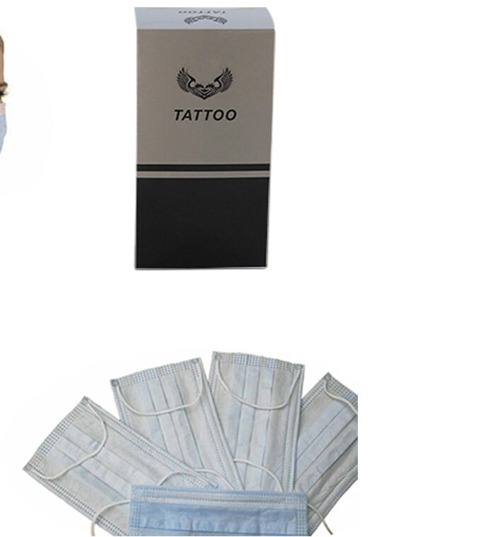 Yilong Disinfection Tattoo Three non-woven mask