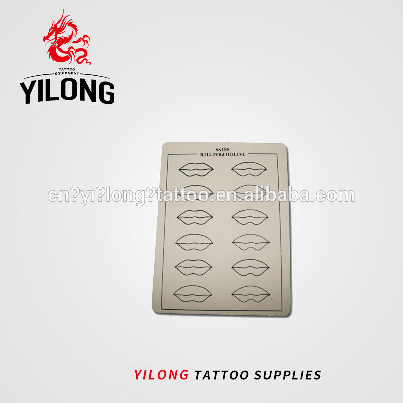 Yilong Tattoo Practice skin,lips image-40g