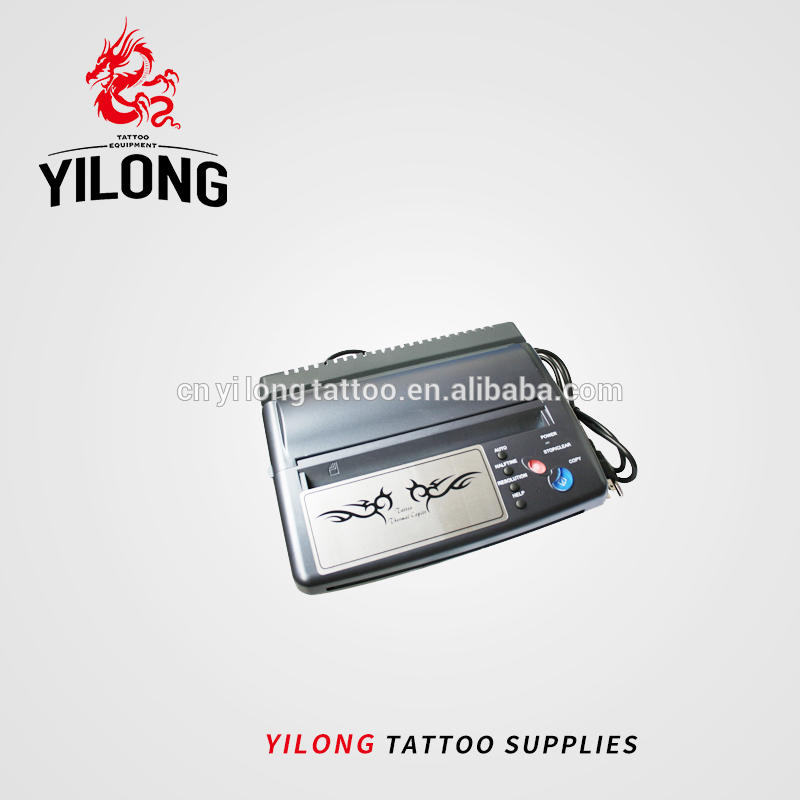 YilongTattoo Thermal Copier Tattoo Thermal Transfer Copier Machine Stencil Flash Printer Tattoo Thermal Transfer Copier Machine