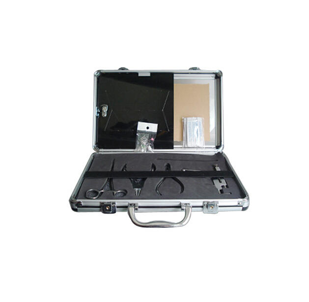 Yilong High Quality 4 PCSBasic Piercing Forceps Kit