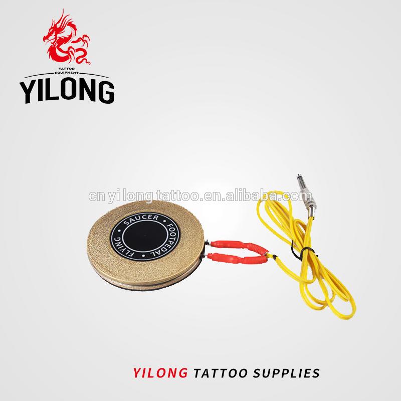 Pro Aluminum Round Tattoo Pedal