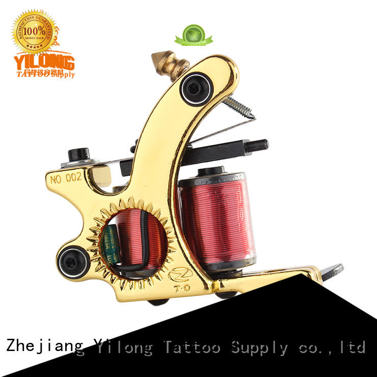 Yilong rotor quiet tattoo machine factory for tattoo