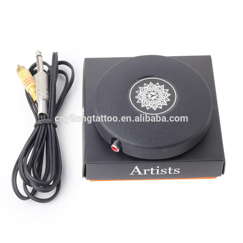Yilong New Tattoo Foot Switch/Foot pedal For Tattoo Power Supply