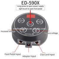 Latest ED-590X power supply
