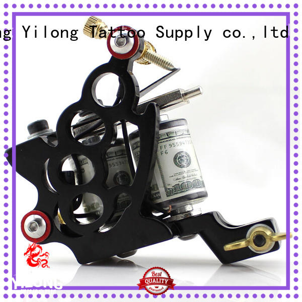 Yilong homemade antique tattoo machine for business for tattoo