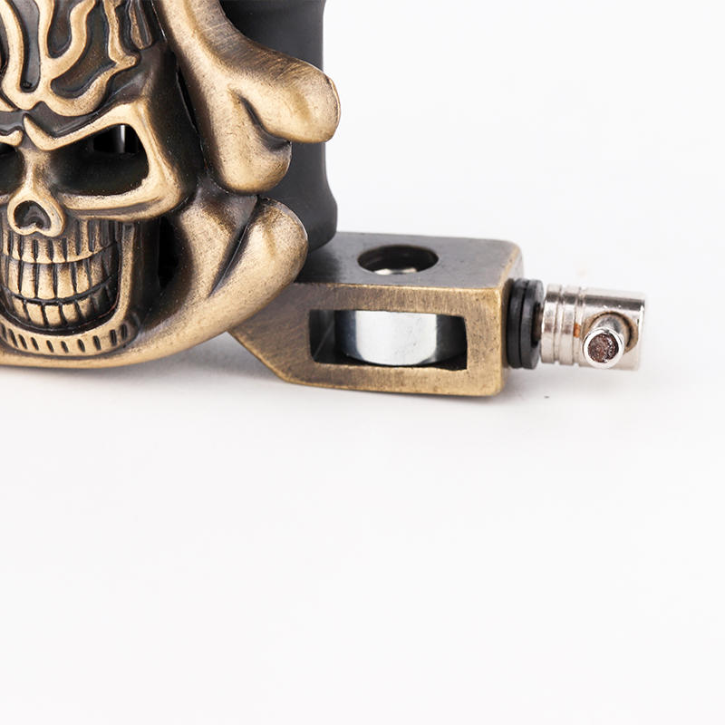 Embossment Skull Tattoo Machine