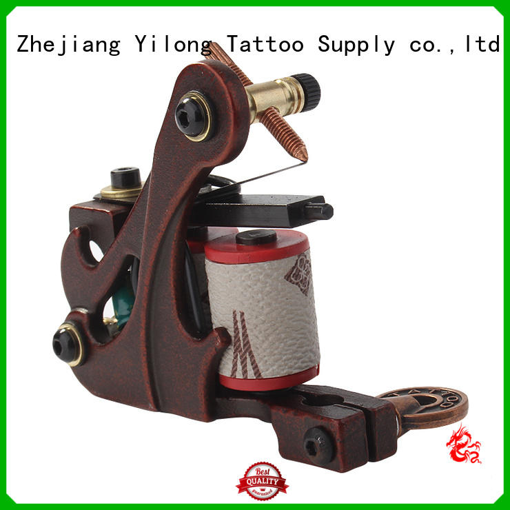 Yilong liner real tattoo machine factory for tattoo