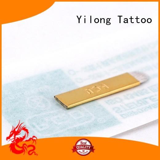 Yilong Top Permant Makeup company
