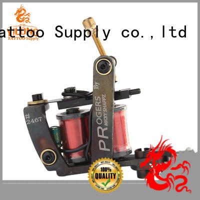 Yilong triple complete tattoo machine suppliers for tattoo machine