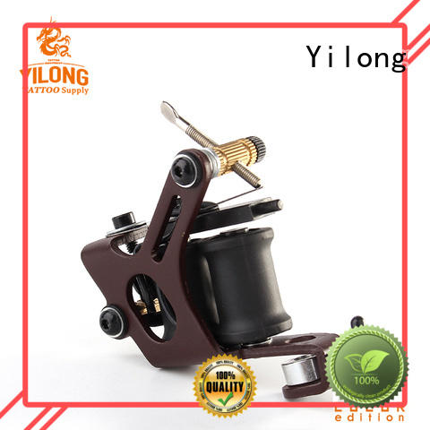 Yilong defender top coil tattoo machines manufacturers for tattoo