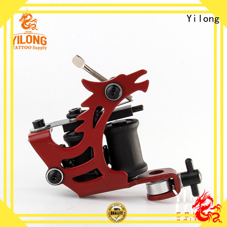 Yilong Custom best selling tattoo machine for business for tattoo machine