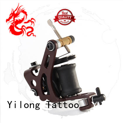 Yilong kit simple tattoo machine company for tattoo