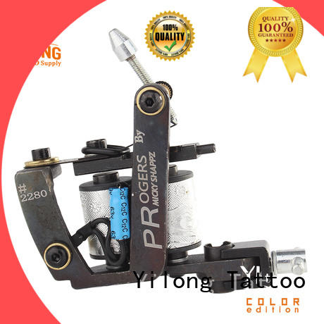 Latest best coil tattoo machines plated manufacturers for tattoo machine