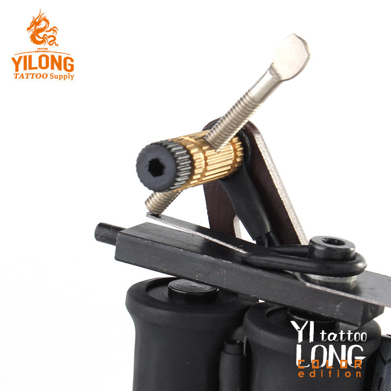 YilongHigh Quality Iron Tattoo Machine Used for Lined and Shader Coil Tattoo Machine