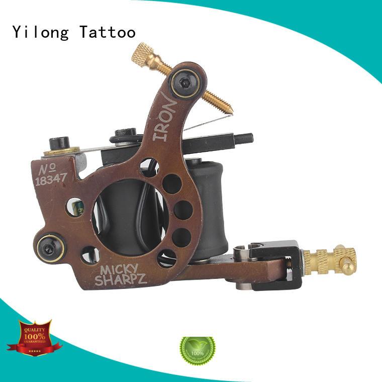Yilong or home tattoo machine company for tattoo machine