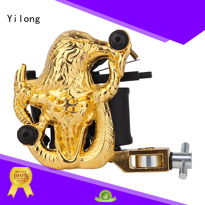 Wholesale painless tattoo machine diy factory for tattoo