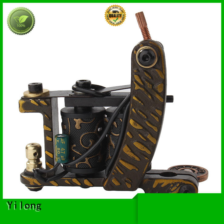 Yilong Latest best coil machine for lining manufacturers for tattoo machine