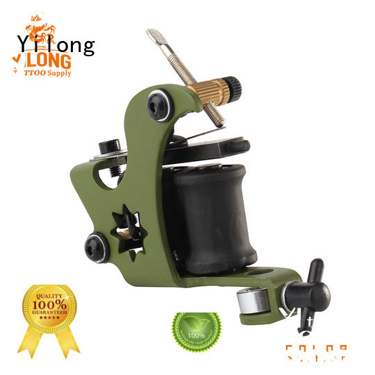 Yilong Best the best tattoo machine for business for tattoo