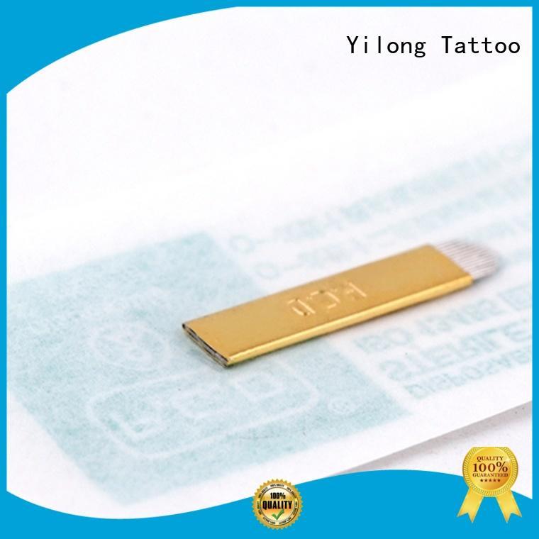 Yilong New Permant Makeup factory
