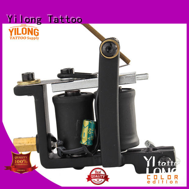 Yilong handmade home tattoo machine suppliers for tattoo
