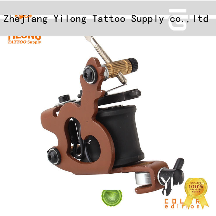 High-quality starter tattoo machine embossment for sale for tattoo machine