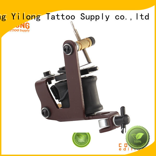 Yilong Top antique tattoo machine factory for tattoo machine