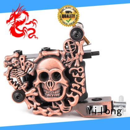 Yilong Best best coil tattoo machines supply for tattoo machine