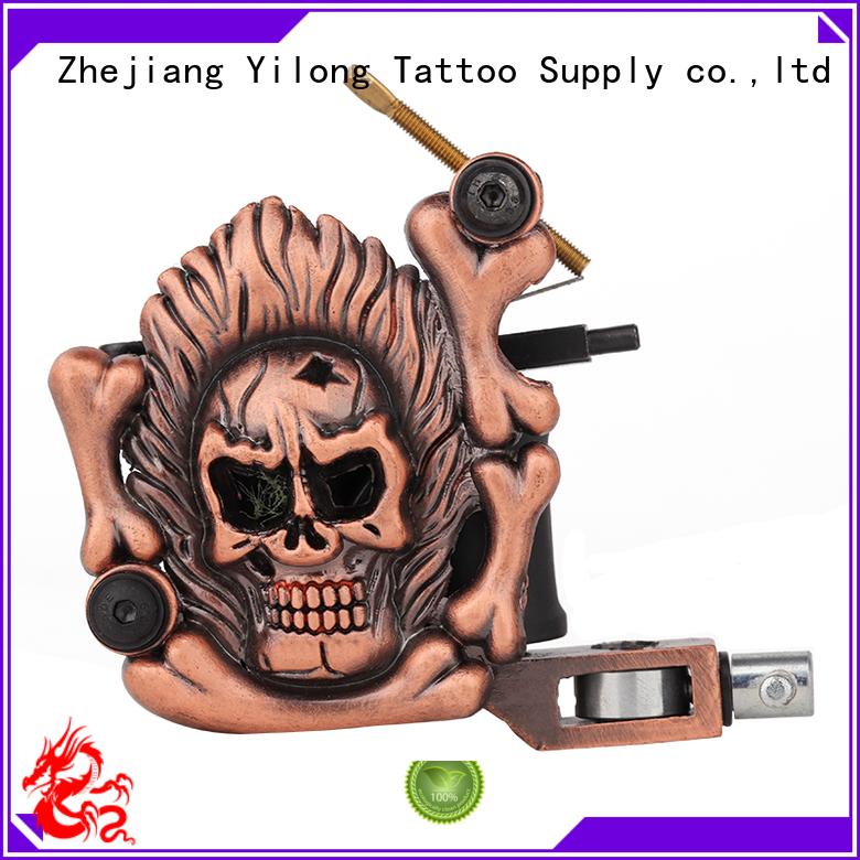 Yilong Wholesale entry level tattoo machine company for tattoo machine