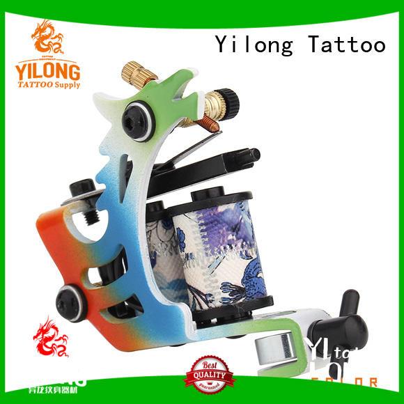Yilong rotary chinese tattoo machine suppliers for tattoo machine