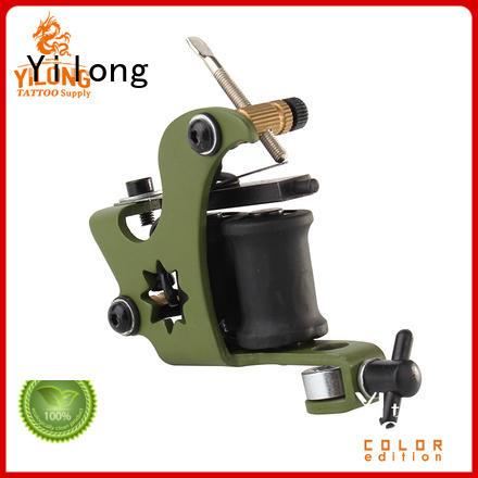 Yilong automatic china tattoo machine manufacturers for tattoo
