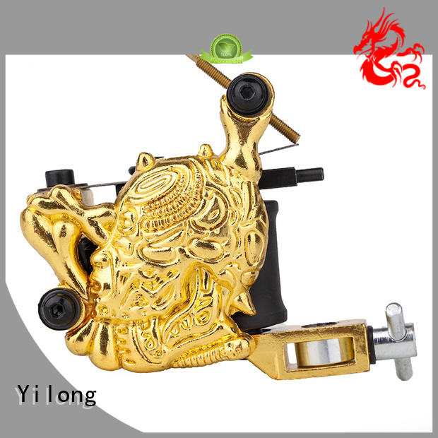 Wholesale best coil tattoo machines on the market beginner for business for tattoo