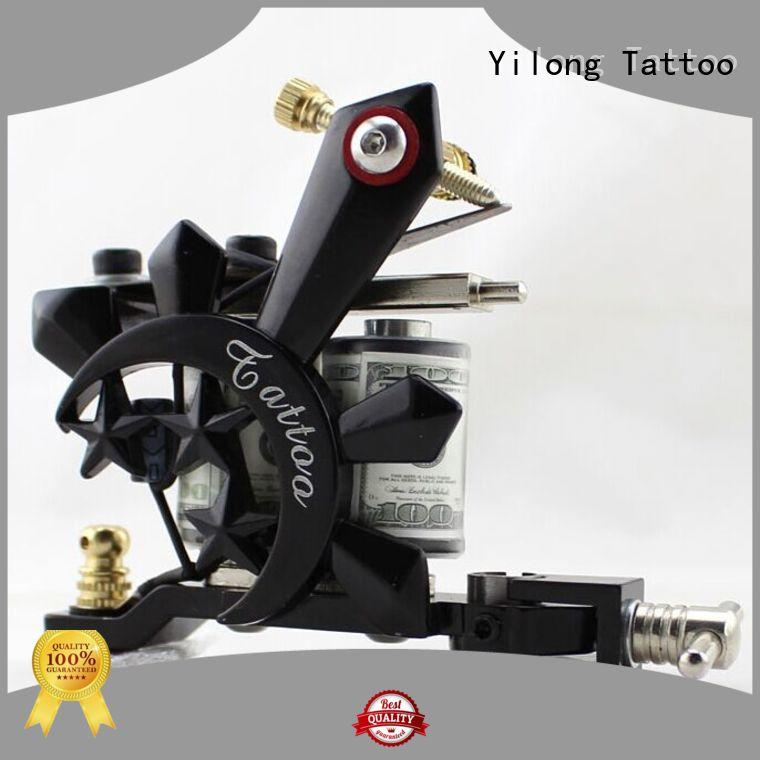 Yilong alloy top coil tattoo machines for sale for tattoo machine