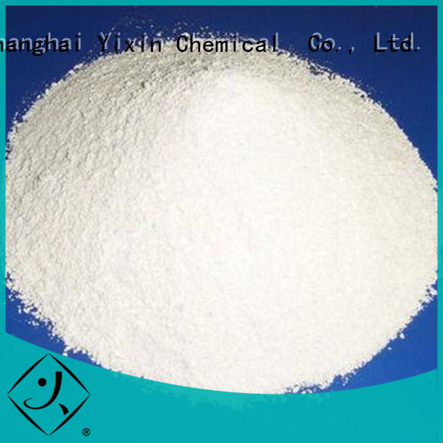 Yixin soda ash 50 lb bag company for textile industry