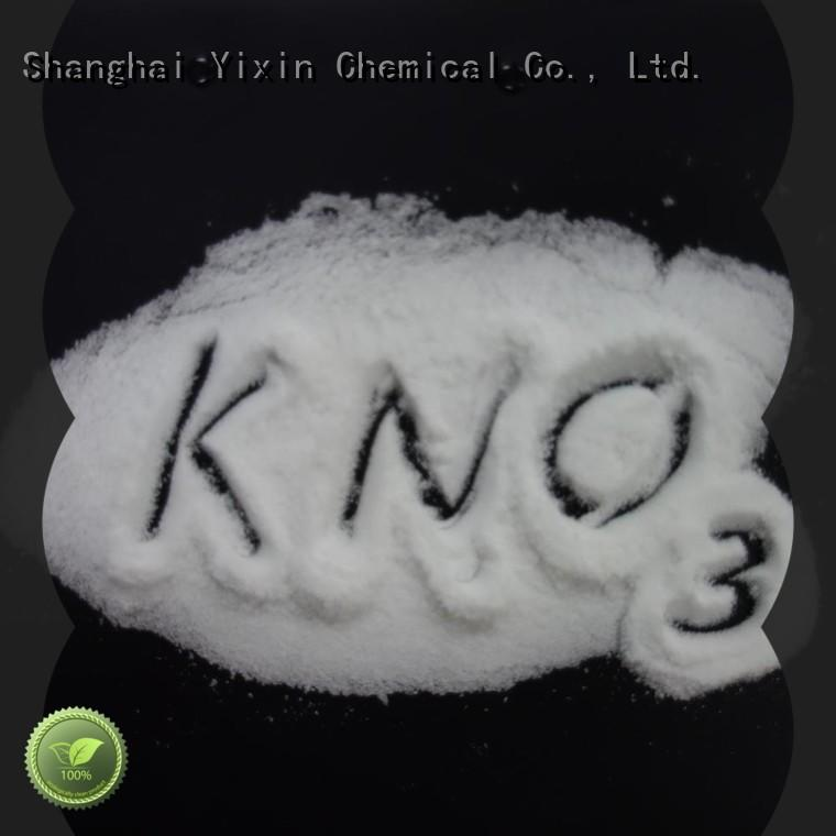 Yixin Latest potassium nitrate 1kg for business for ceramics industry