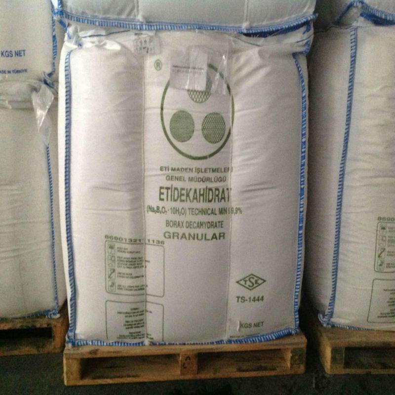 99.9% Na2B4O7.10H2O Borax Deca Hydrate