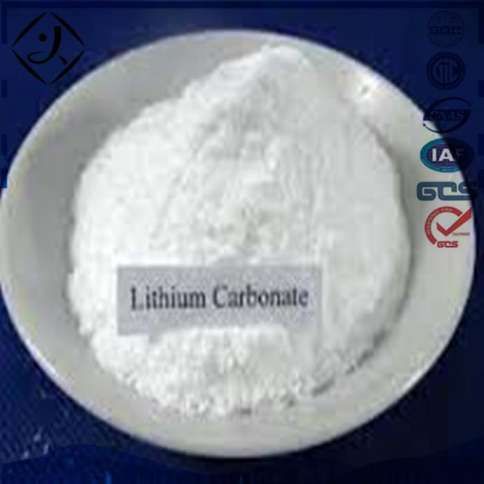 Industrial Grade lithium carbonate as an aluminate for cement accelerator