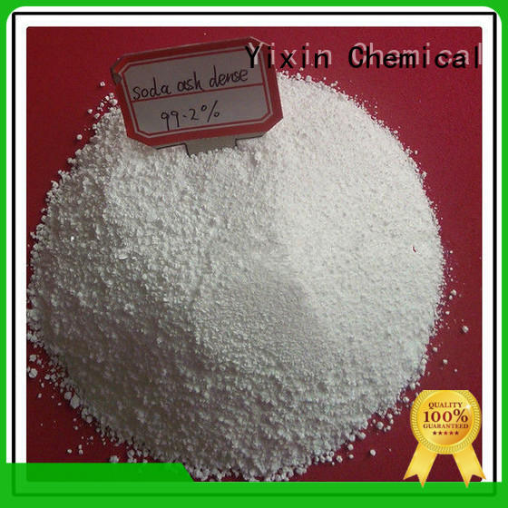 High-quality soda ash dense vs light for business for chemical manufacturer