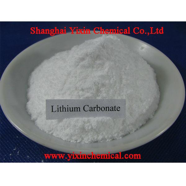 high purity grade lithium carbonate
