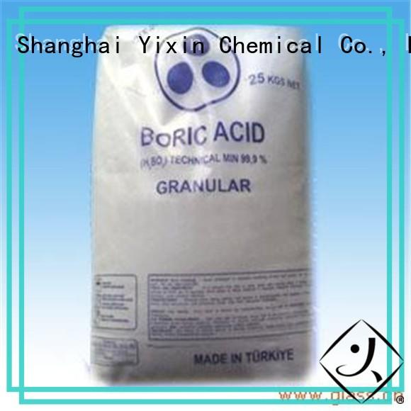 Yixin Latest borax cas no manufacturers for glass factory