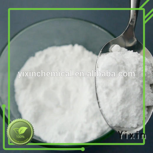 Yixin Latest baking soda pool care manufacturers for glass industry
