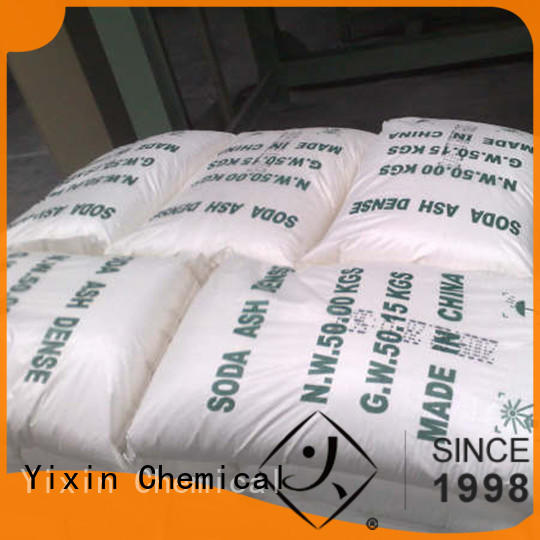 New sodium carbonate acid company for chemical manufacturer