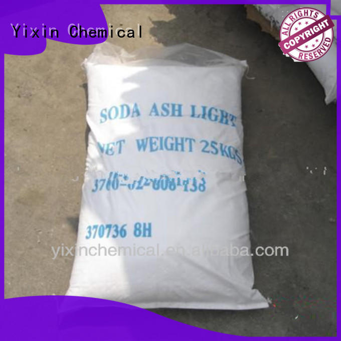 Yixin Best caustic soda suppliers Supply for textile industry