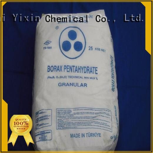 High-quality boric acid dosage Supply for glass industry