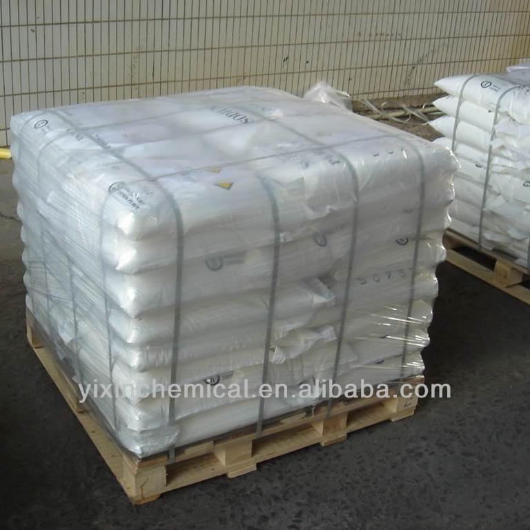 Sodium carbonate for washing soda