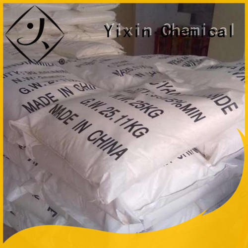 Yixin soda ash alternative manufacturers for glass industry