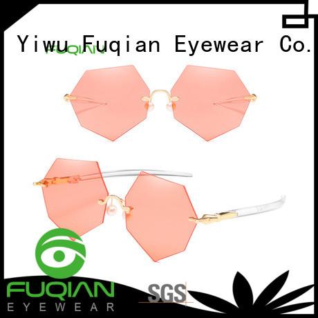 Fuqian lightweight designer sunglasses uk company for racing