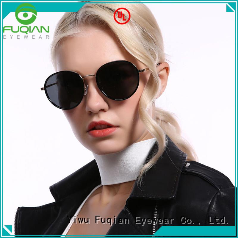 Fuqian girls sunglass sunglass Supply