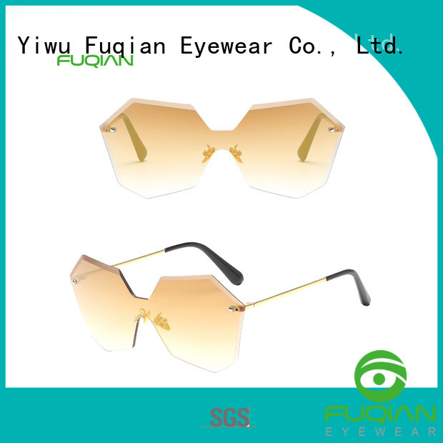 Fuqian women designer sunglasses outlet Suppliers for racing